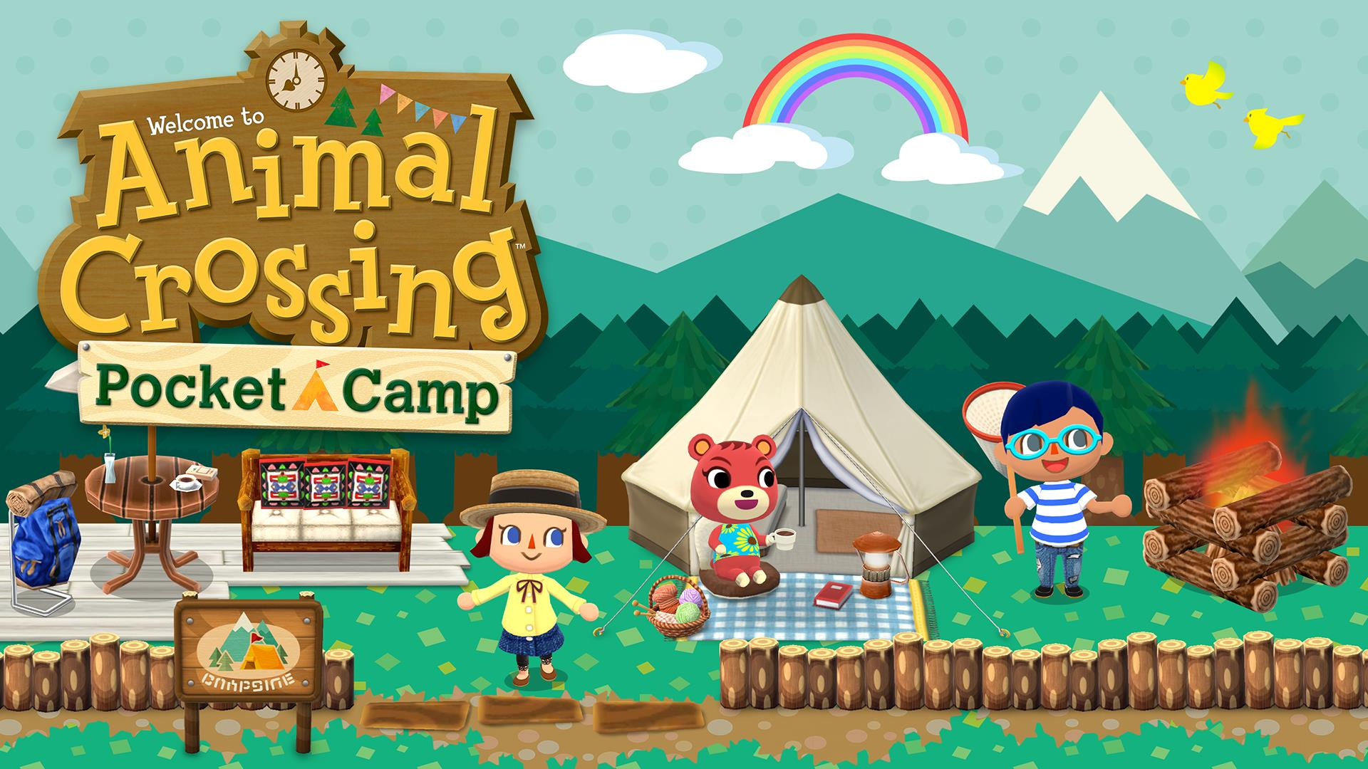 Animal crossing pocket camp review social simulation on the go - Coupe animal crossing wii ...