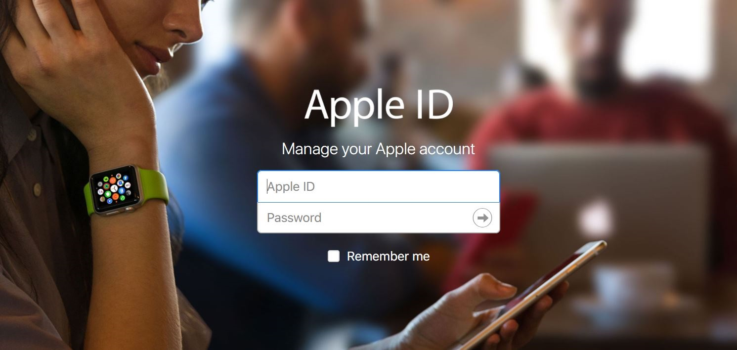 How to change your mobile number in apple id