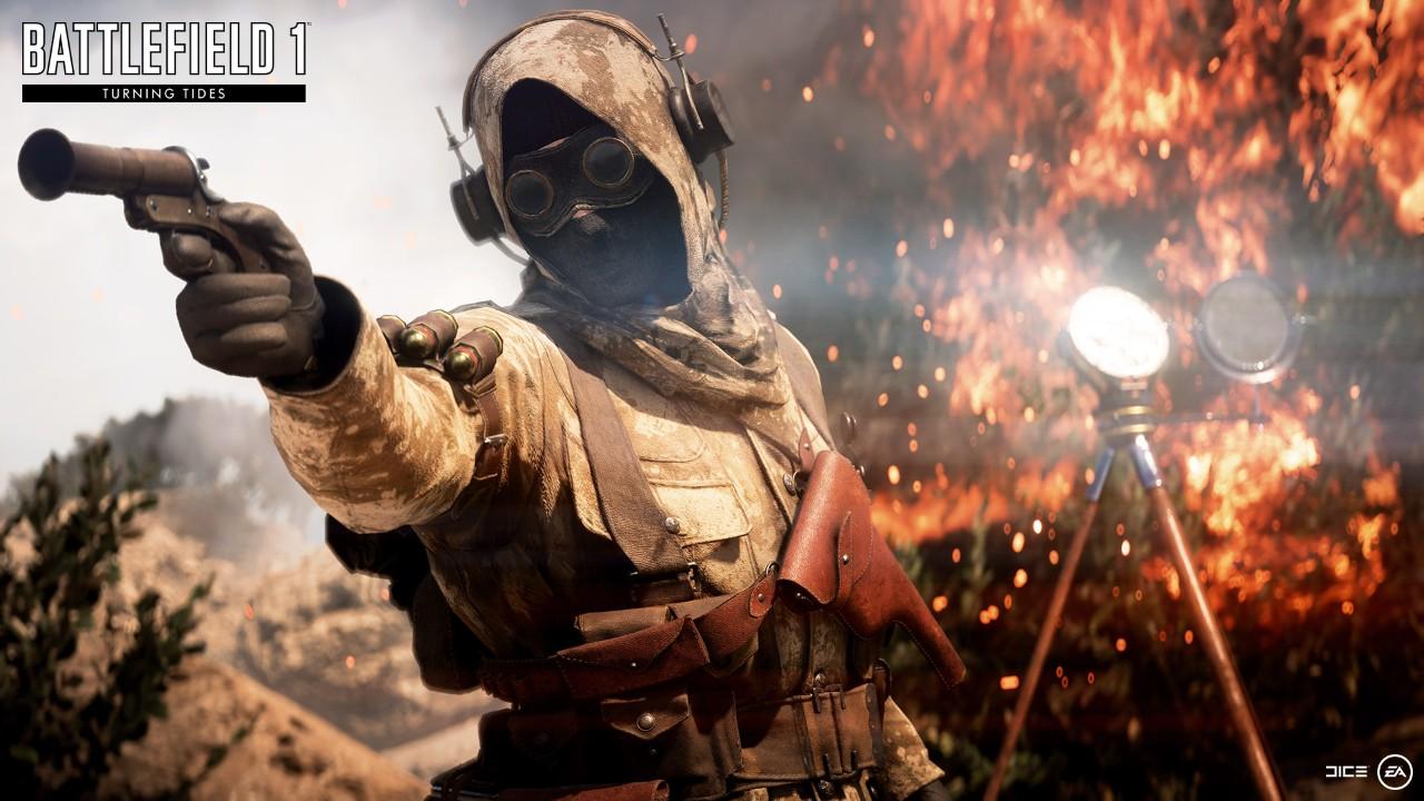 battlefield 1 turning tides dlc release date confirmed new teaser