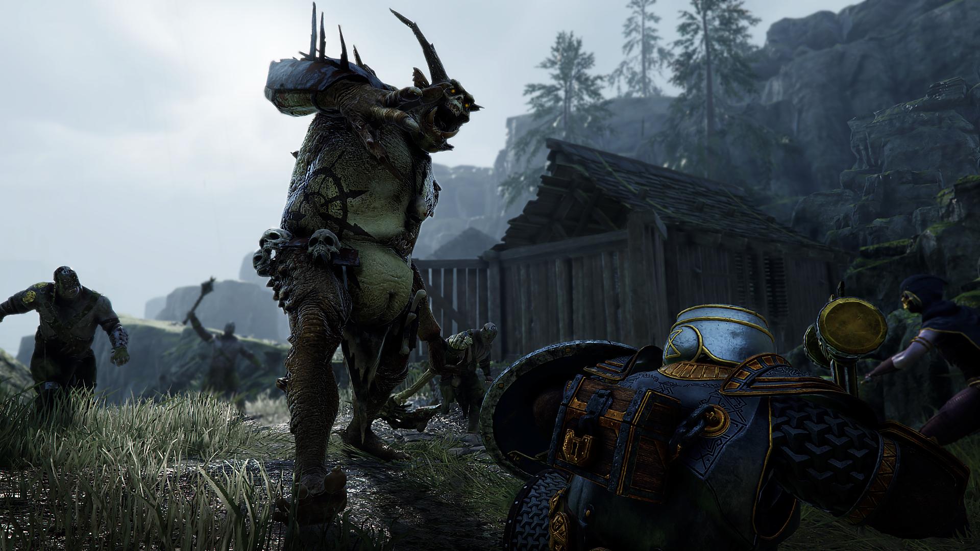 Fatshark on Warhammer Vermintide 2 - DX12 Support, Improved Combat