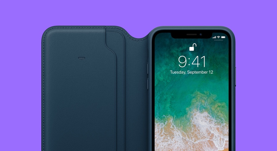 Black Friday Deals Discounts On Apple S Official Leather Silicone Folio Cases For Iphone X