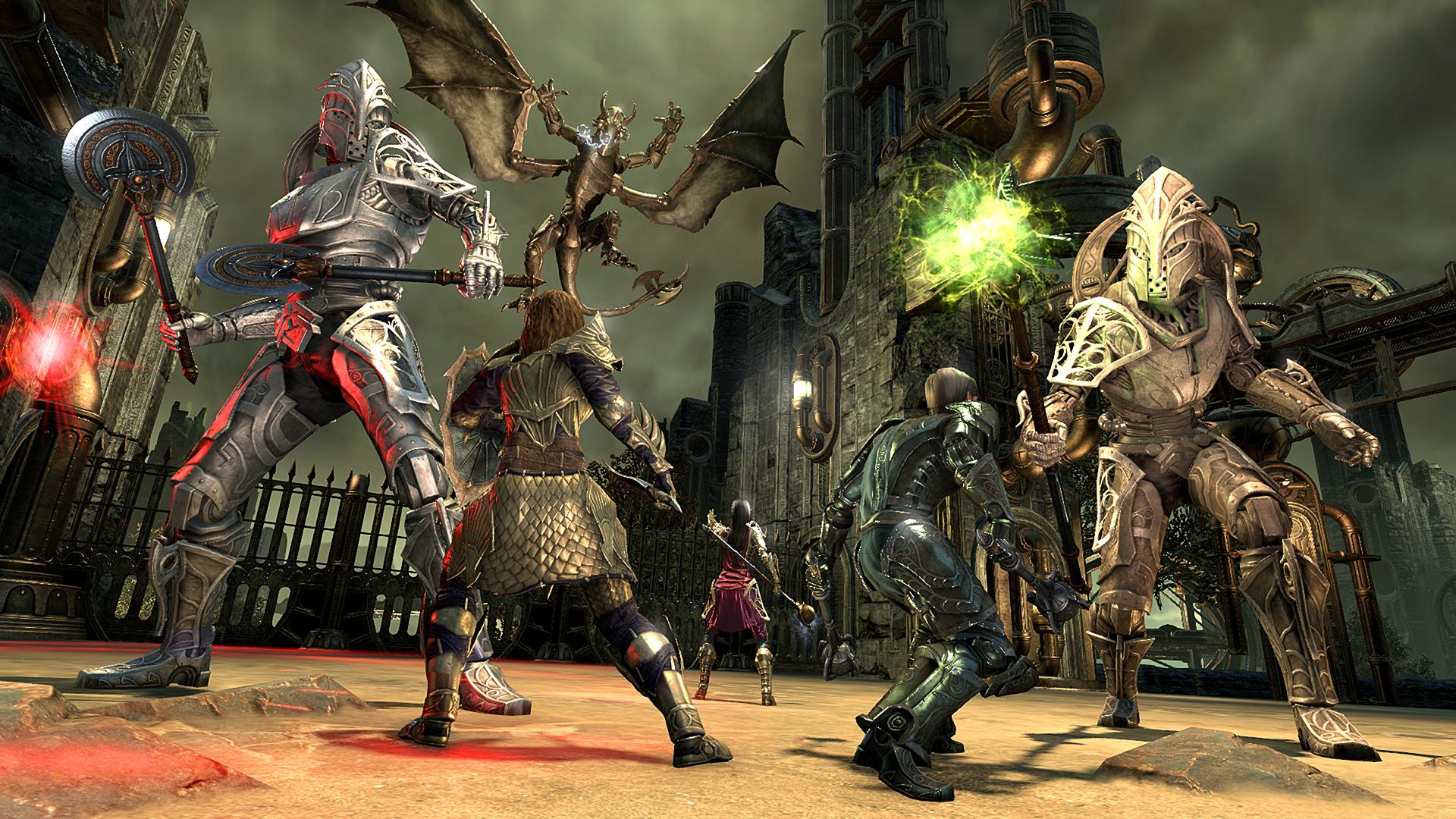 Elder Scrolls Online Releases Xbox One X 4K Update Alongside