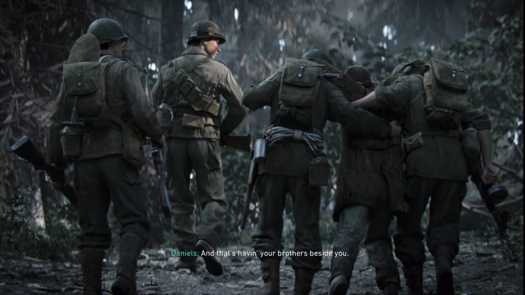 Call of duty wwii review a shot away from greatness - Is cod ww2 4k ...