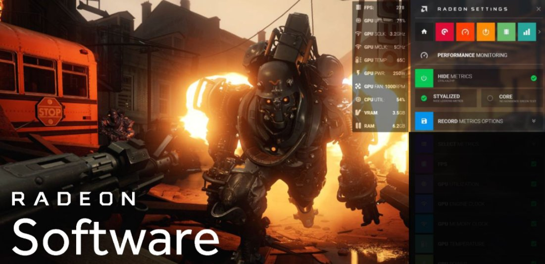 AMD Readies Major New Driver - Crimson Relive Redux To