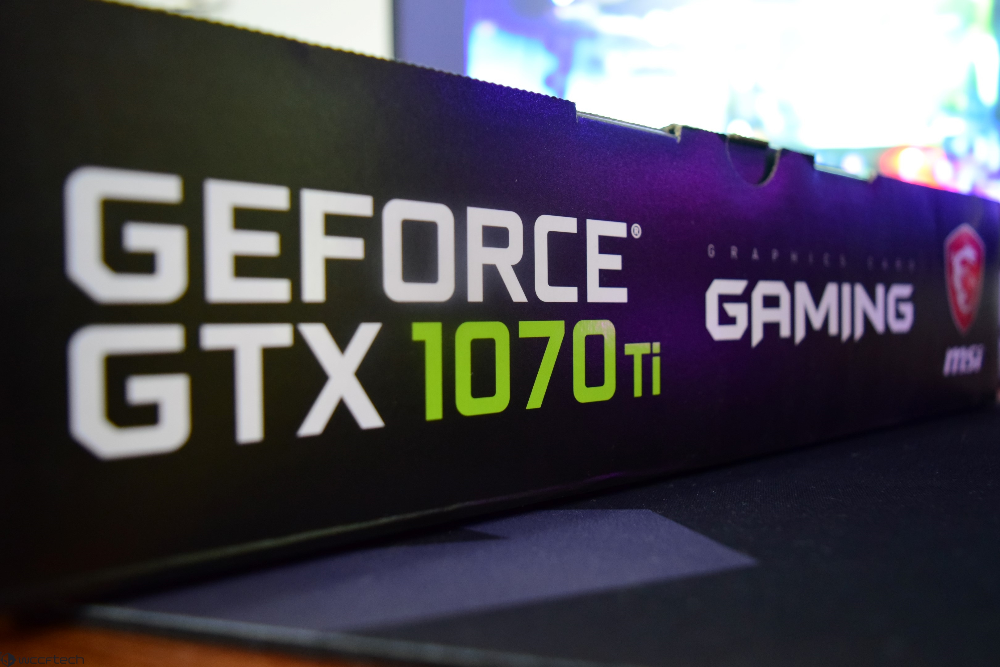 MSI GeForce GTX 1070 Ti Titanium 8 GB Review – Twin Frozr VI Now In