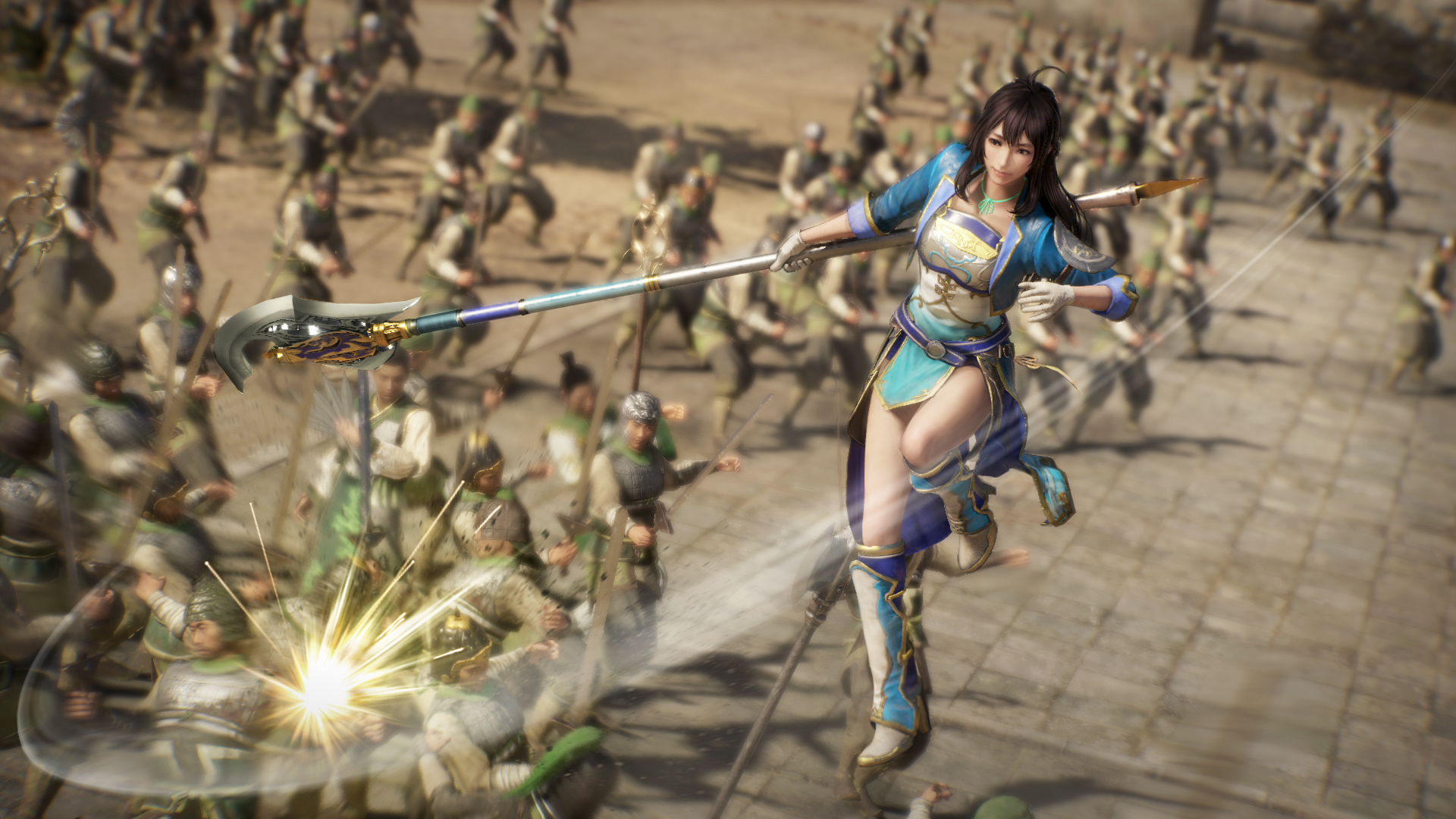 Dynasty Warriors 9 Will Release On February 13th 2018