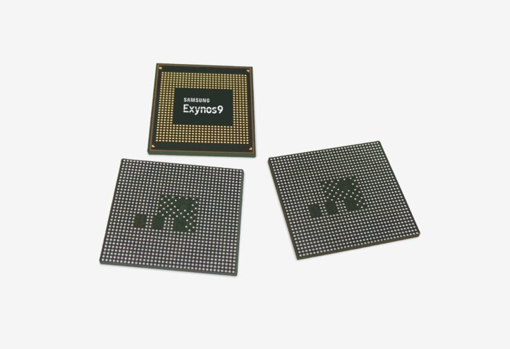 Exynos 9810 Announced: 10nm Architecture, New GPU and up to 1.2Gbps Downloading Speeds