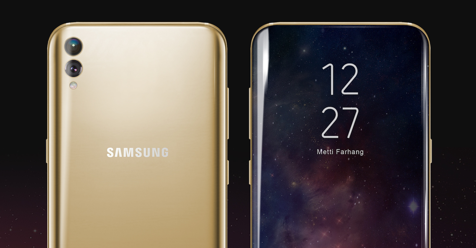 Samsung Galaxy A5 to feature an Infinity Display