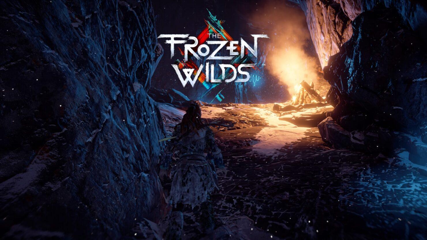 Horizon Zero Dawn patch 1.43 Frozen Wilds