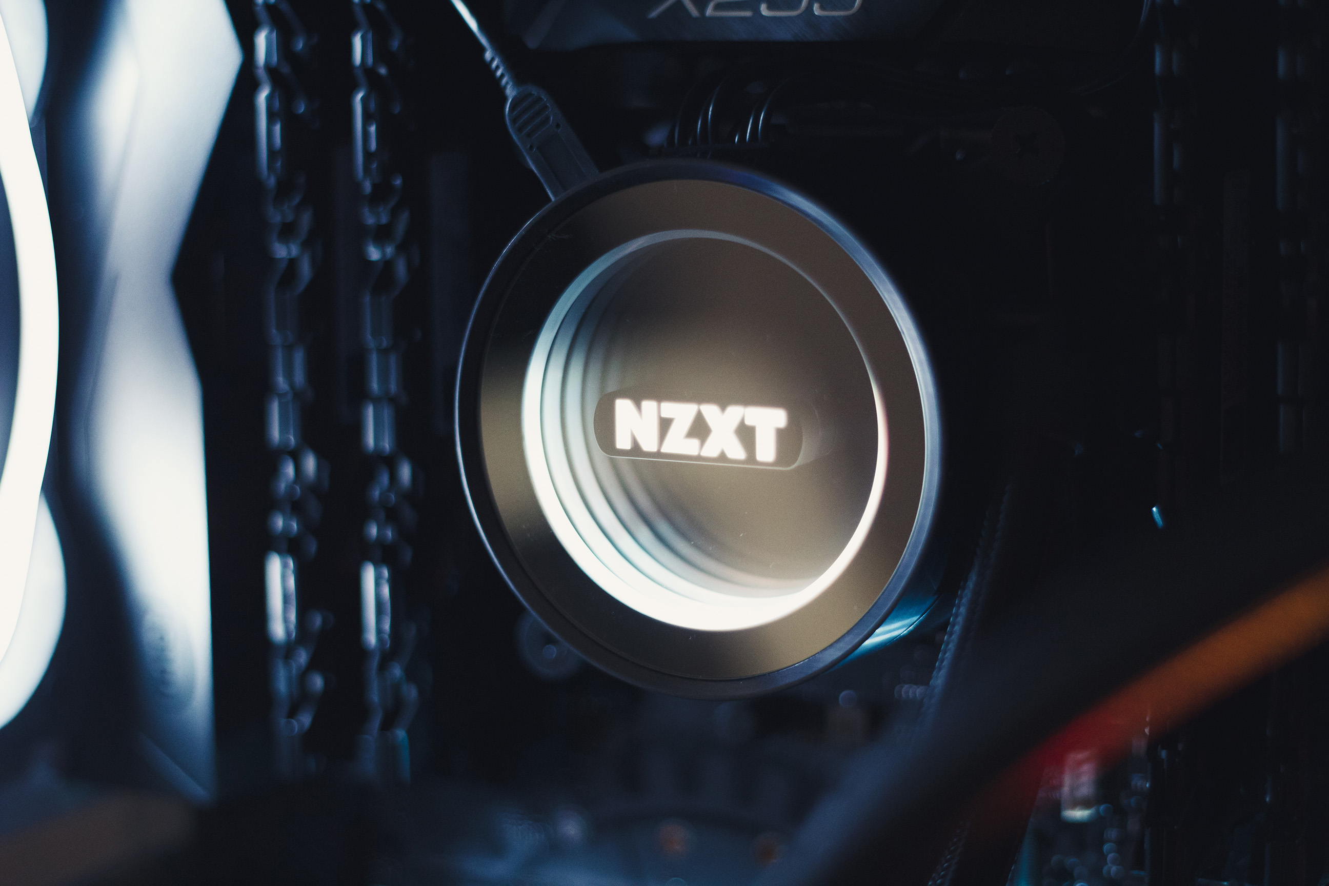 The NZXT Kraken X62s Infinity Mirror Design Is One Of Most Iconic Upgrades In AIO Aesthetics A Very Long Time