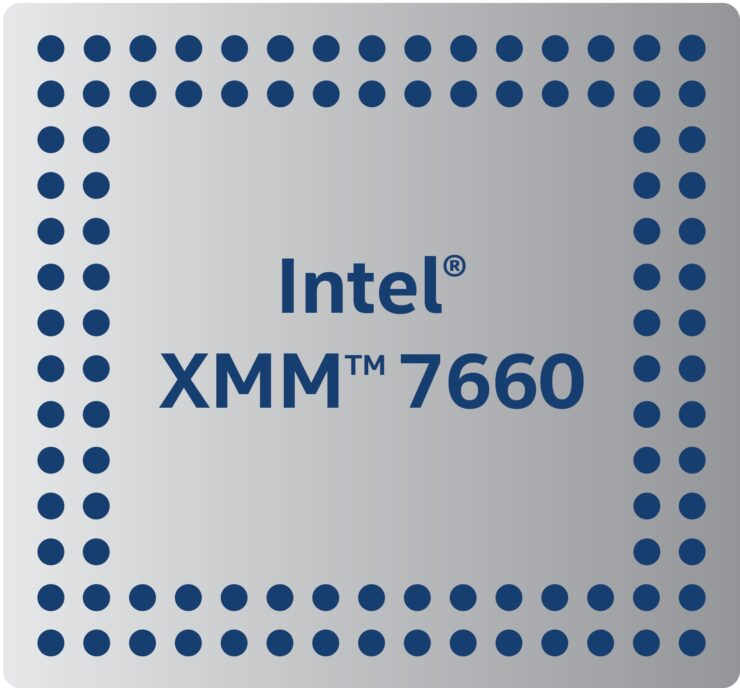 Intel XMM 7660 LTE Modem Announced; Supports Cat.19 Standards With Speeds Going as High as 1.6Gbps
