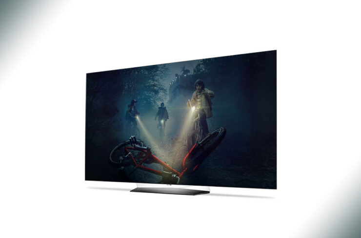 LG OLED TV Black Friday huge discounts