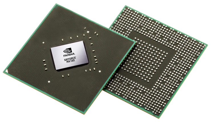 NVIDIA Silently Launches The Maxwell GeForce MX130 and MX110