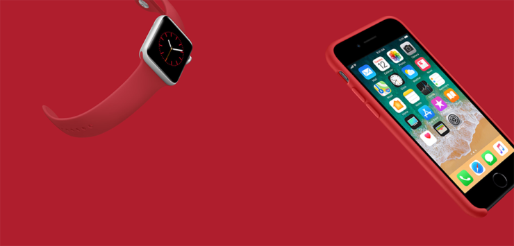 Apple Reports That Its (RED) Lineup of Devices Have Accumulated Sales of $30+ Million