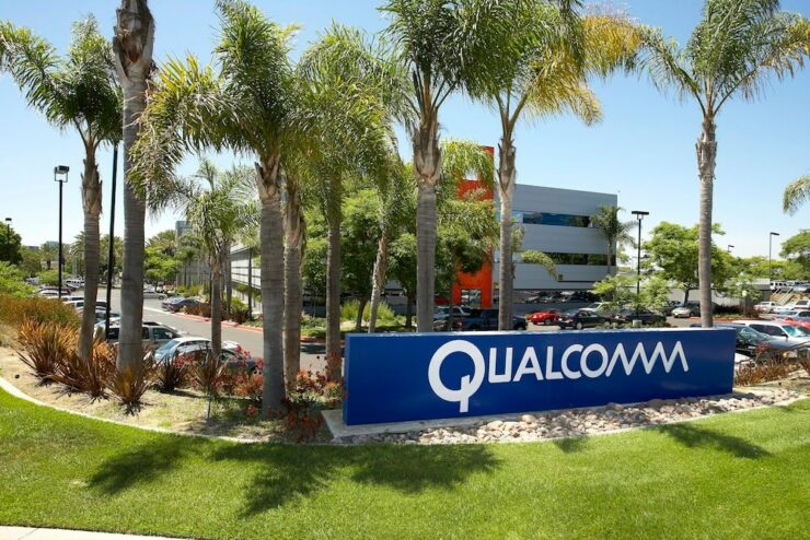 Qualcomm 90 percent profit drop