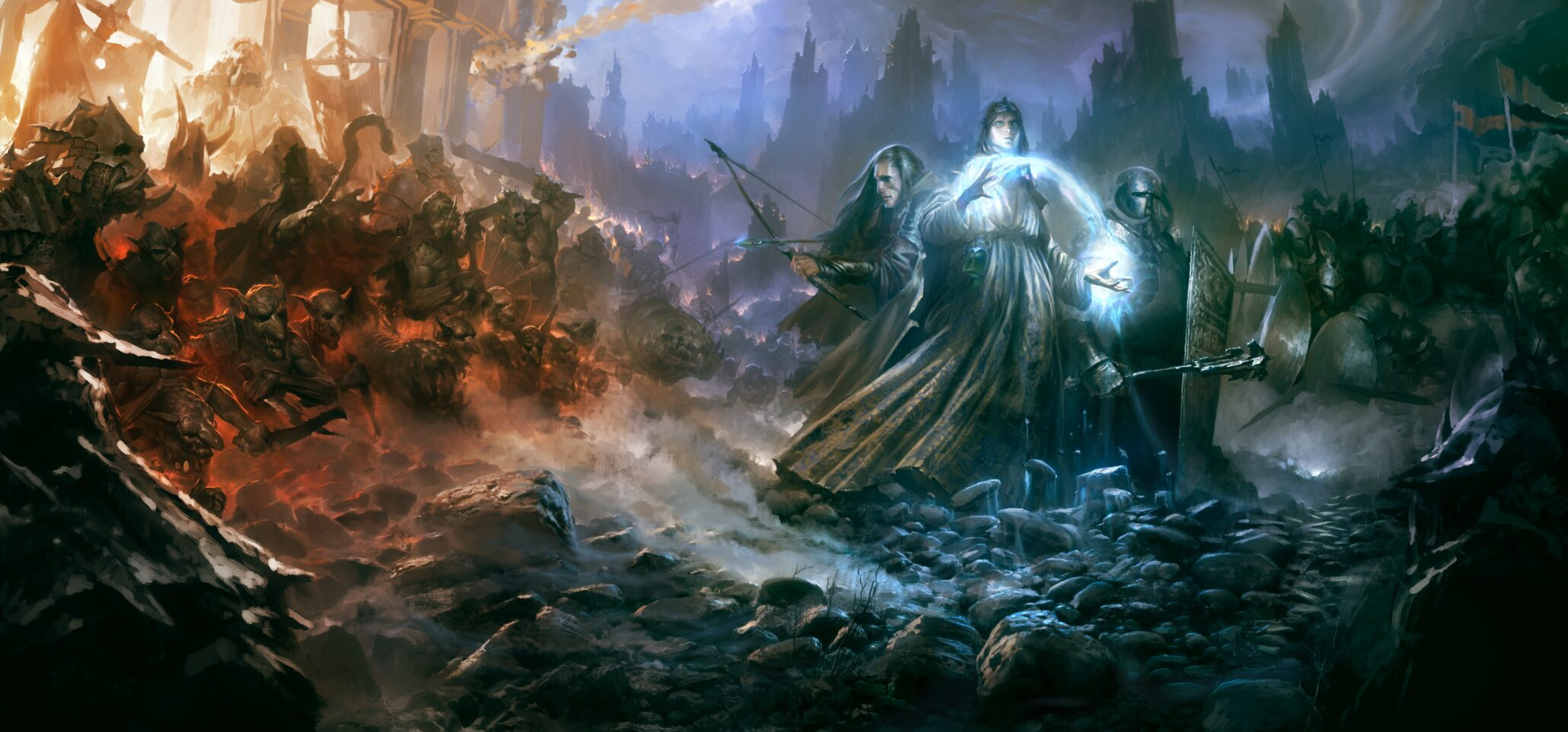 SpellForce 3 Beta Weekend Live Now - Try This RTS/RPG ...  SpellForce 3 Be...
