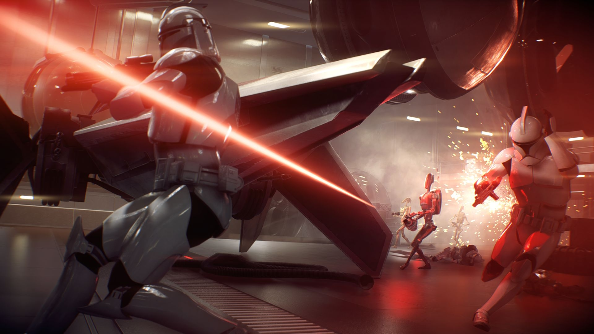 Star Wars Battlefront II Patch 0.2 Now Out On PC And PS4 ... - photo#35