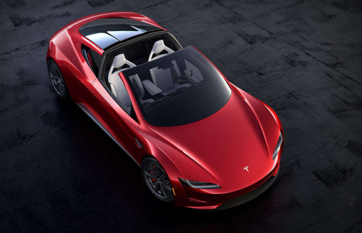 Tesla Has a Second-Generation Roadster That Can Go From 0-100MPH in Just Over 4 Seconds