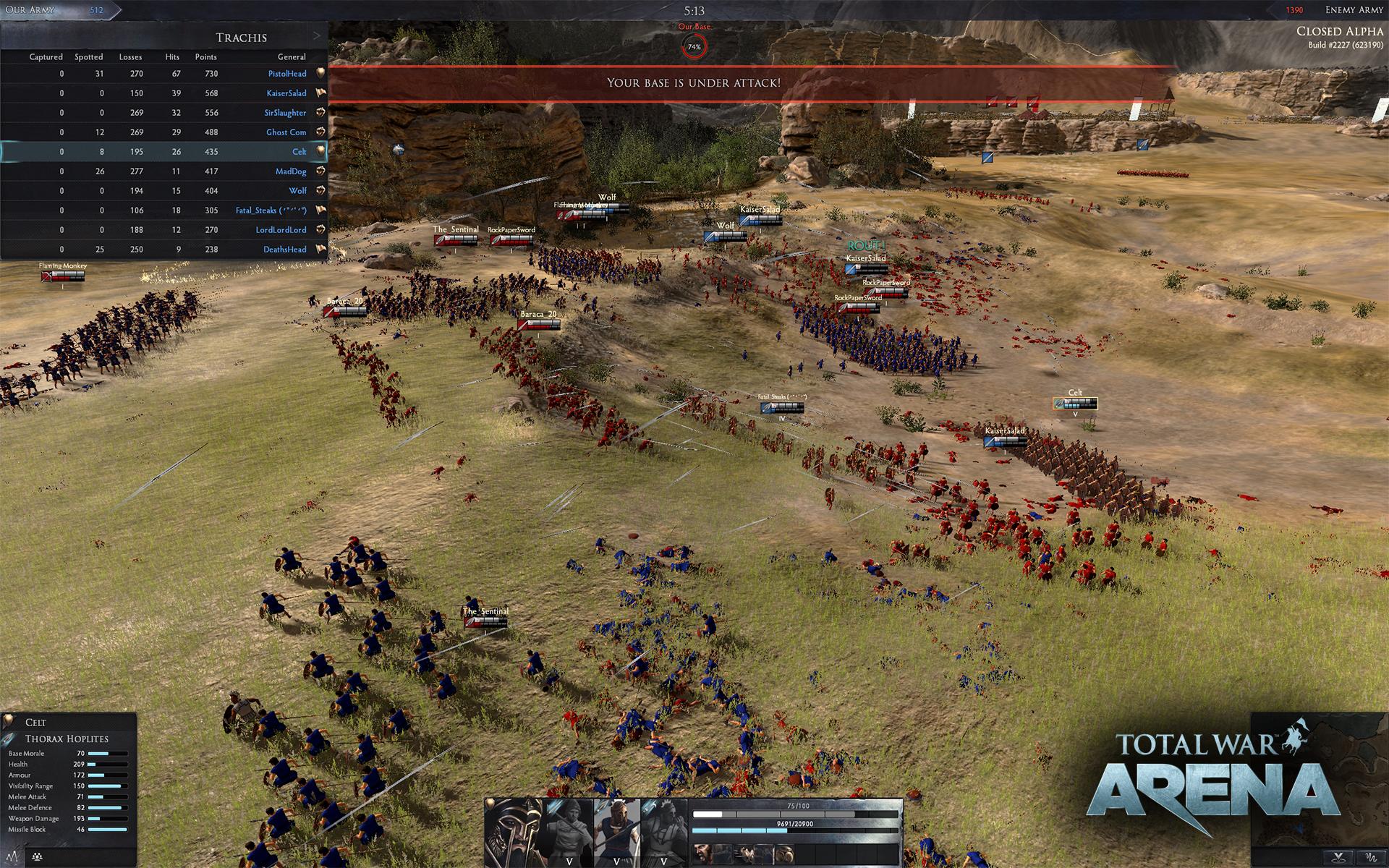 Game Total War: ARENA 2019 36