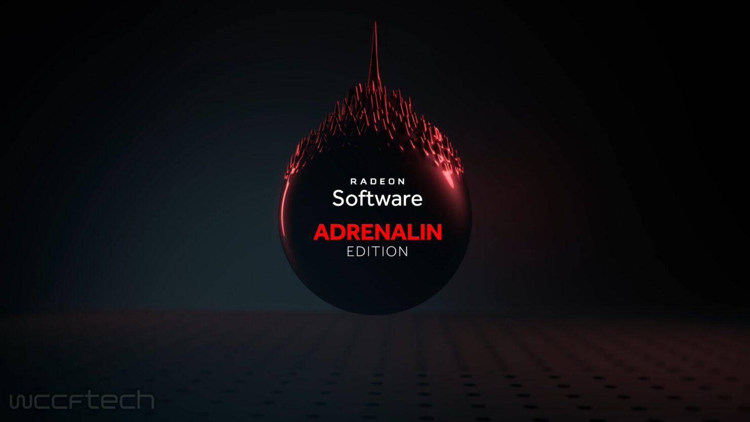 AMD Radeon Adrenalin Driver 21.6.2