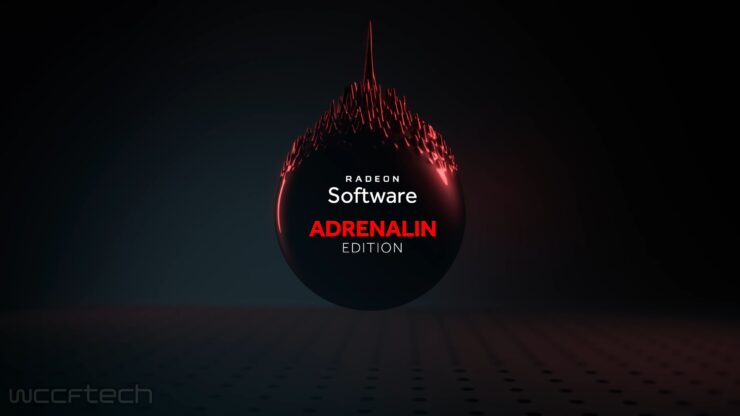 AMD Radeon Software Adrenalin 2019 Edition 19.2.1