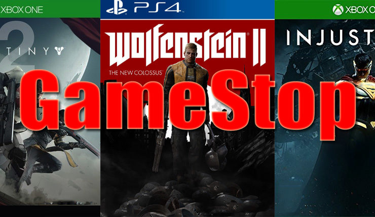 Gamestop Black Friday Sale Includes Ps4 Pro Destiny 2 And Much More