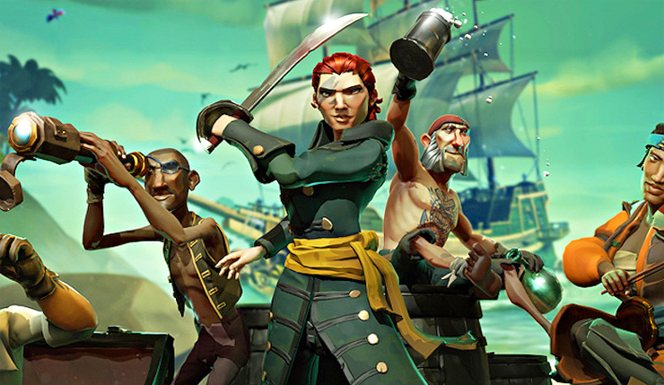 competitive price 21a11 a7029 Rare Drops A Metric Ton of Sea of Thieves Information