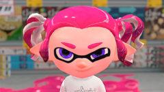 Splatoon 2 update 2.0 Nintendo Switch
