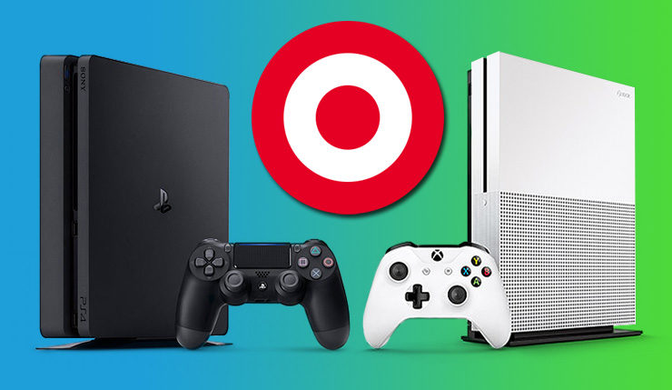 Target Black Friday Sales Includes PS4/Xbox One for Under $200