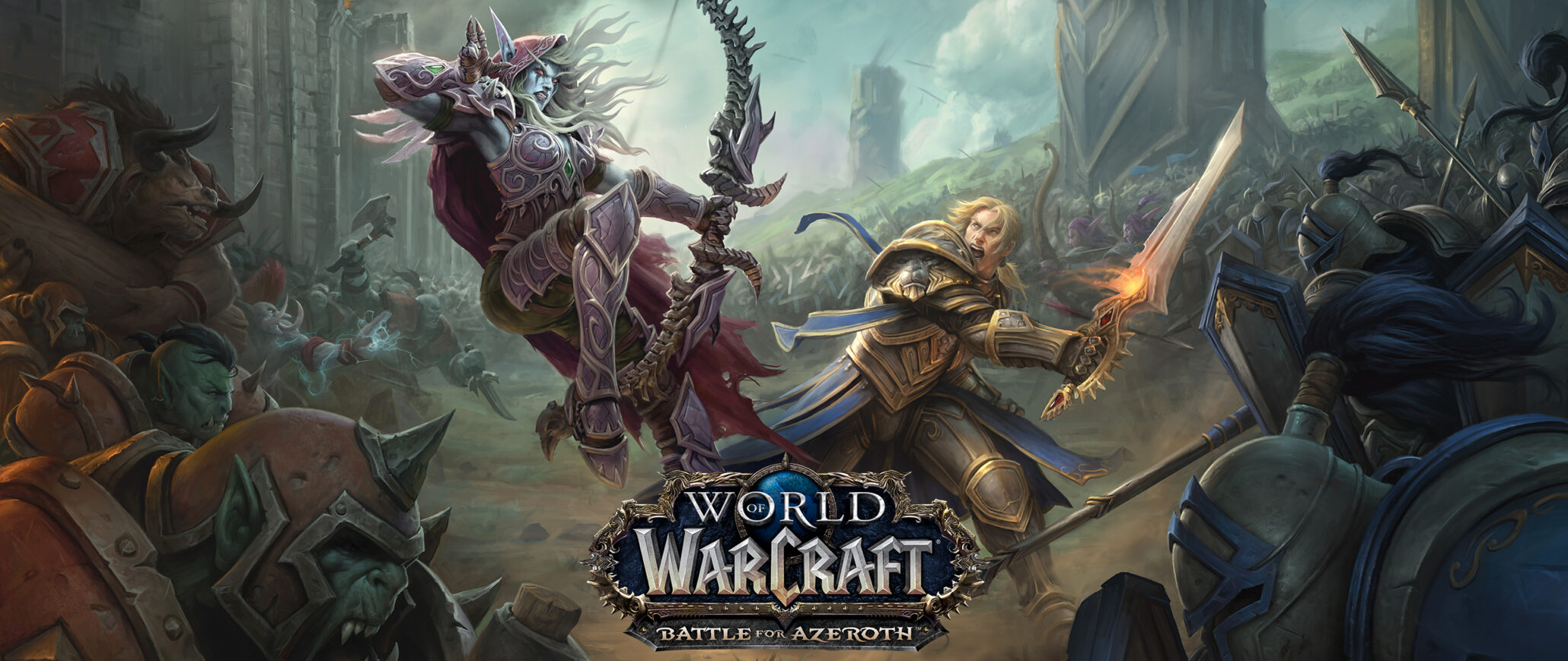 World of Warcraft Battle for Azeroth Beta Live Now