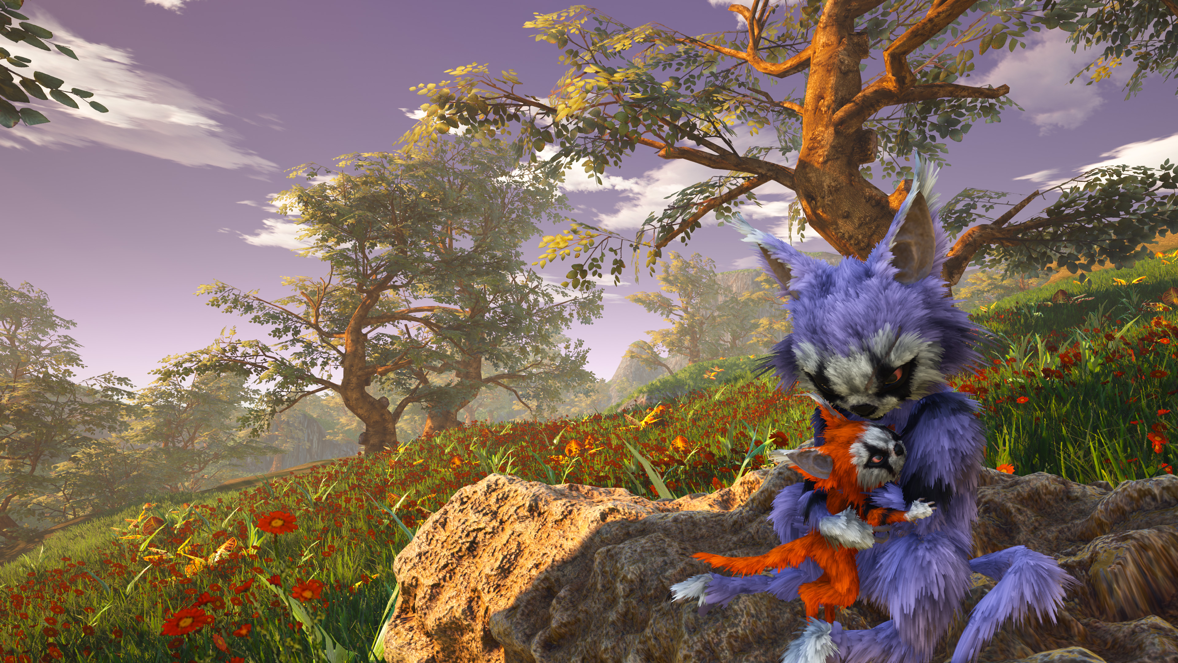 Open-world RPG game Biomutant gets new gameplay trailer