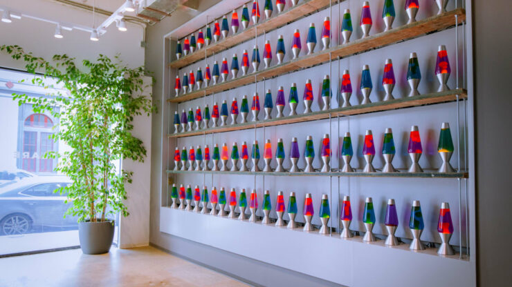cloudflare lava lamps