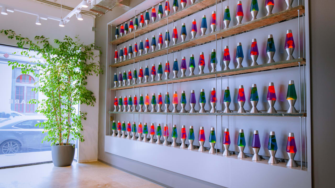 How Your Encryption May Be Depending on a Few Lava Lamps