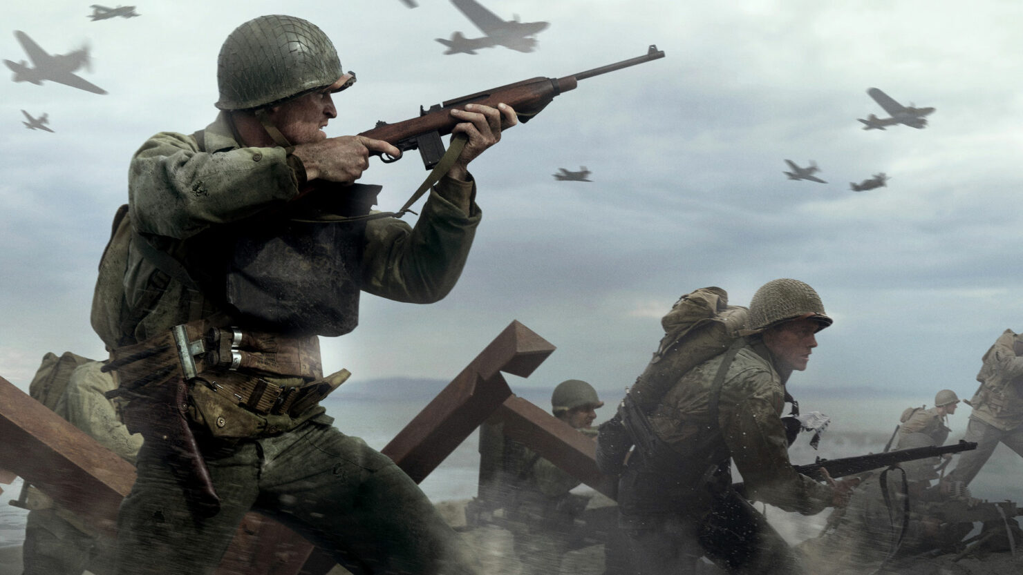 Call of Duty WWII update 1.10