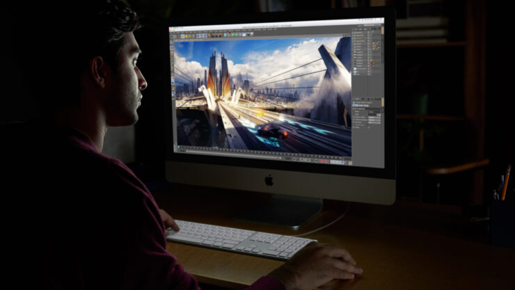 iMac Pro Find my iPhone feature