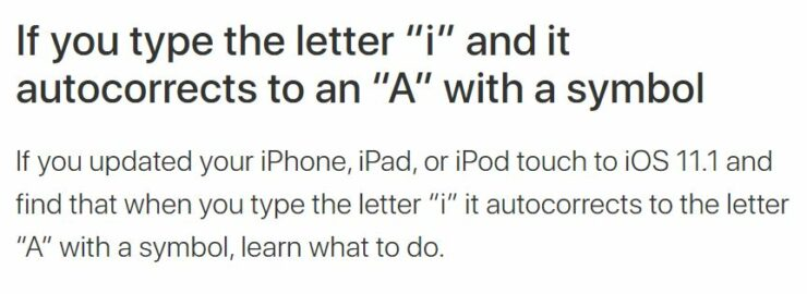 Apple Will Release An Ios Update To Fix The Iphone Issue When Typing