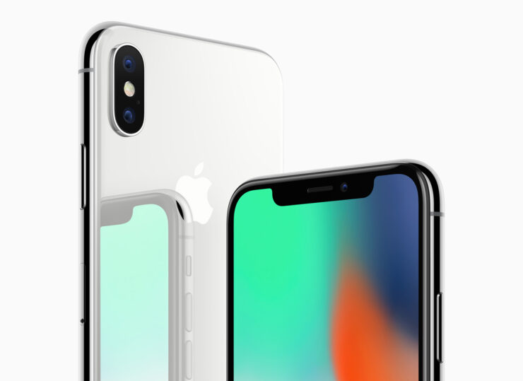 iPhone X most activated phone holiday season