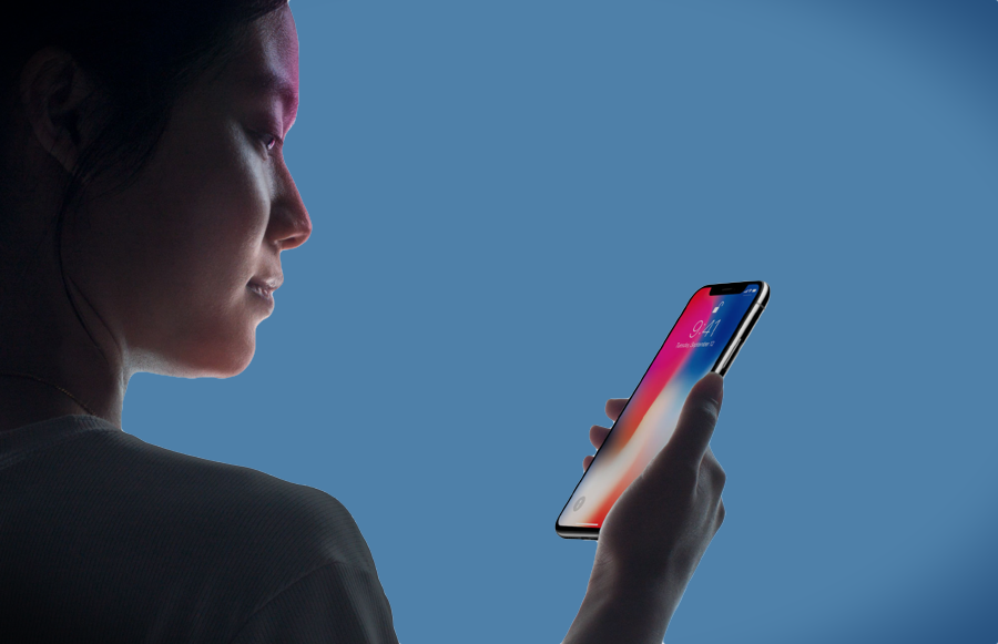 iphone x Face ID cellebrite