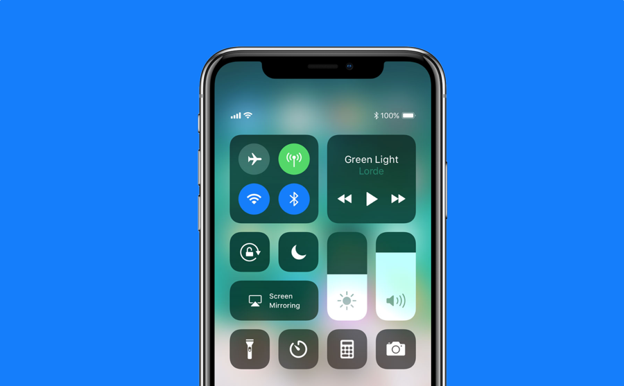 control iphone from computer how to access the center on iphone x 13864