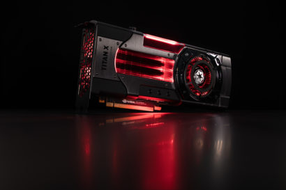 Nvidia's TITAN Xp Collector's Edition is Star Wars themed