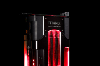 Nvidia Boards 'Star Wars' Hype Train With Collector's Edition Titan Xp