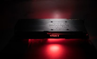 Nvidia unveils Star Wars Titan Xp