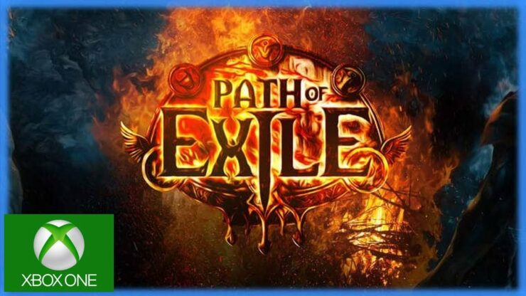 Xbox One X Path of Exile 4K update