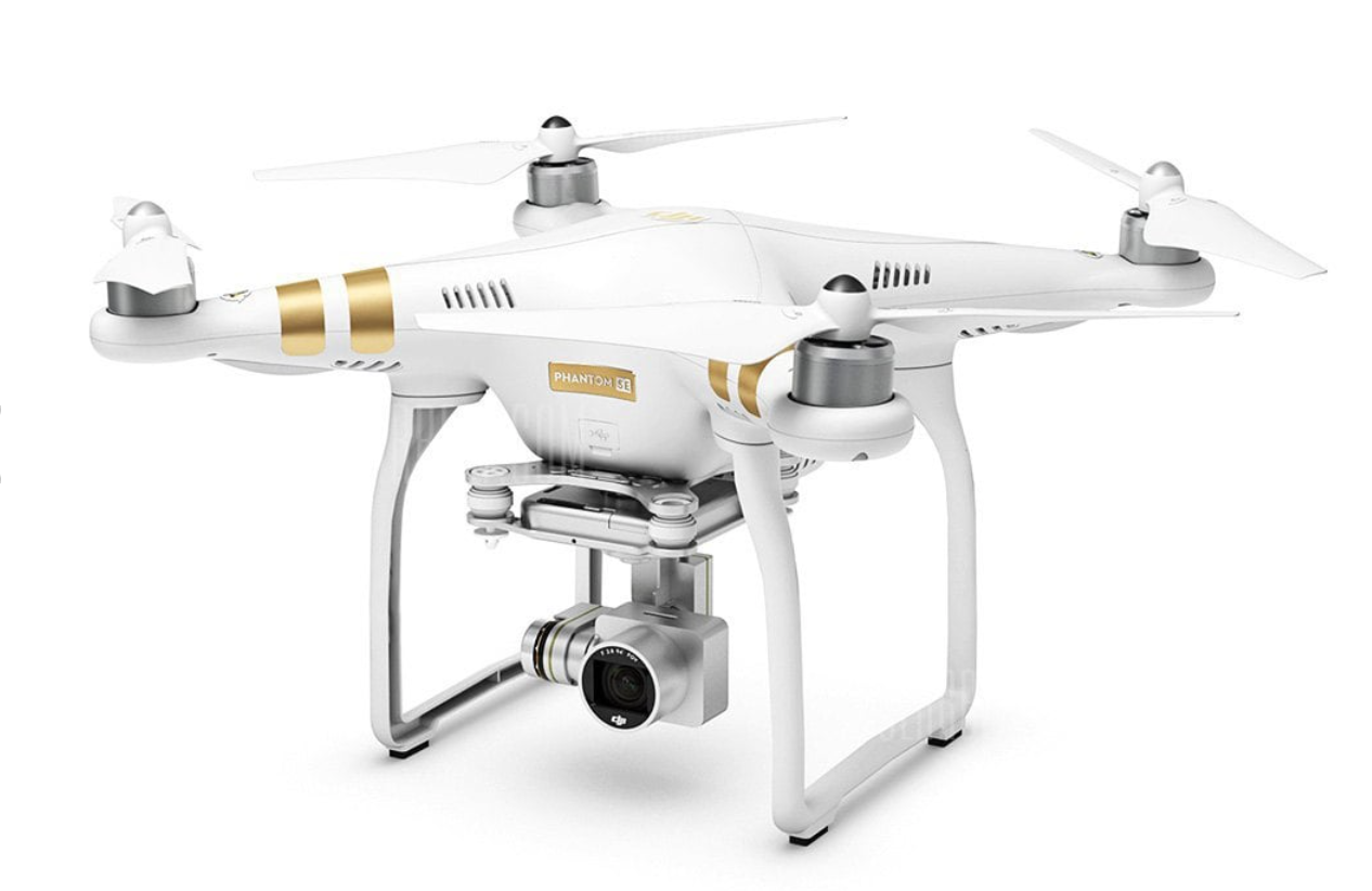 Flash Sale on DJI Mavic Pro ($811) and Phantom 3 SE ($465)