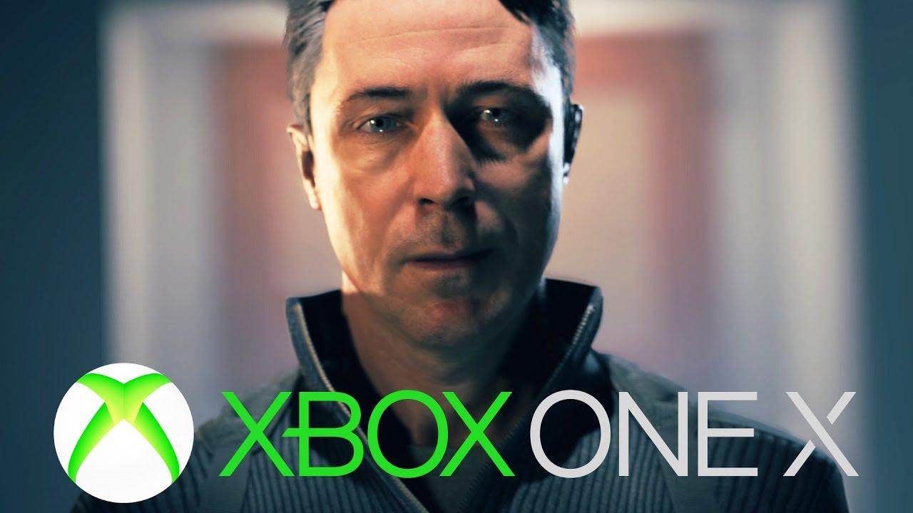 Quantum Break Xbox One X Update Weighs in at 94.7GB; 178.1GB