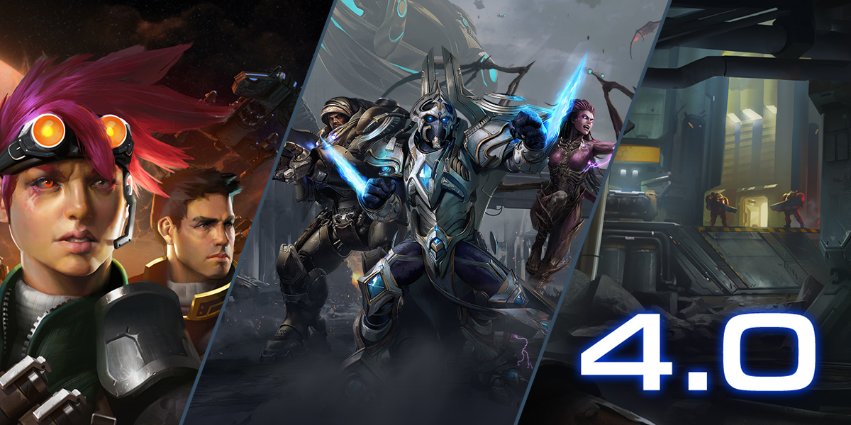 Starcraft ii f2p available now patch notes detailed by for Star craft 2 free 2 play