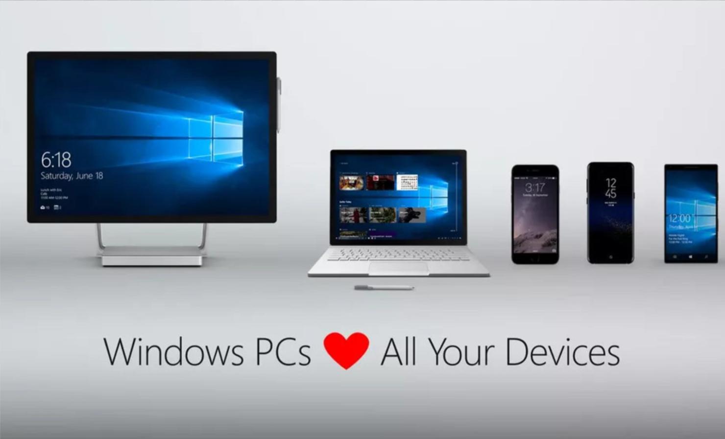 microsoft windows 10 android screen mirroring