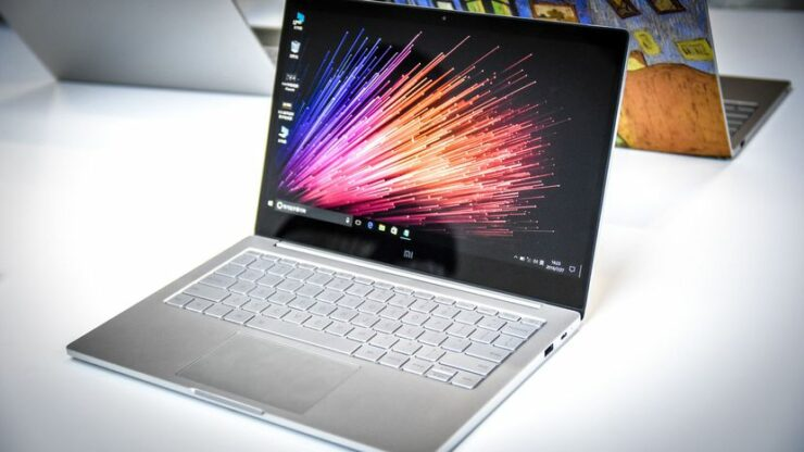 xiaomi mi notebook air deal