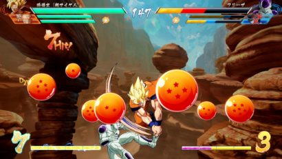 The Dragon Ball FighterZ Jump Festa Trailer is Intense