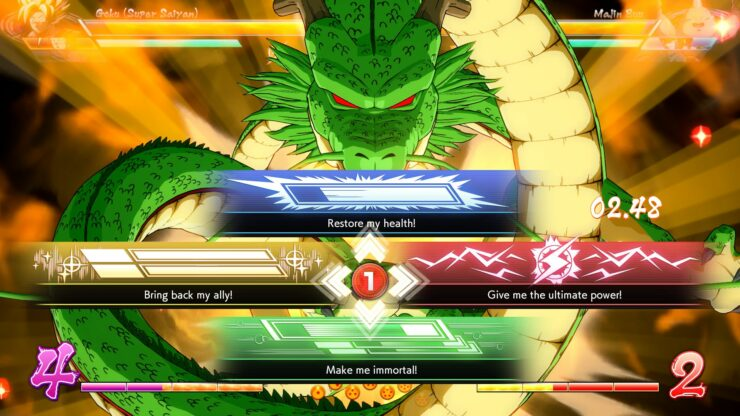 Dragon Ball FighterZ Open Beta Dated